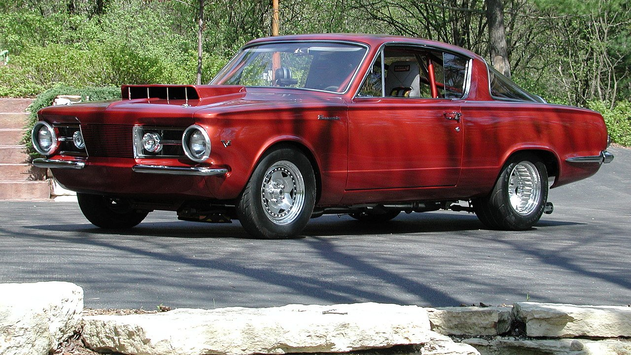 1965 Plymouth Barracuda for sale 101007989