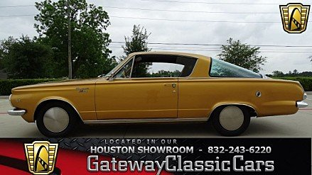 1965 Plymouth Barracuda for sale 100984346