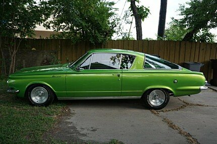 1965 Plymouth Barracuda for sale 100989831