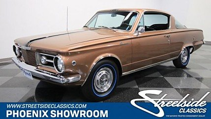 1965 Plymouth Barracuda for sale 100990847