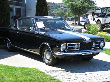1965 Plymouth Barracuda for sale 101007623