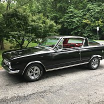 1965 Plymouth Barracuda for sale 101051586