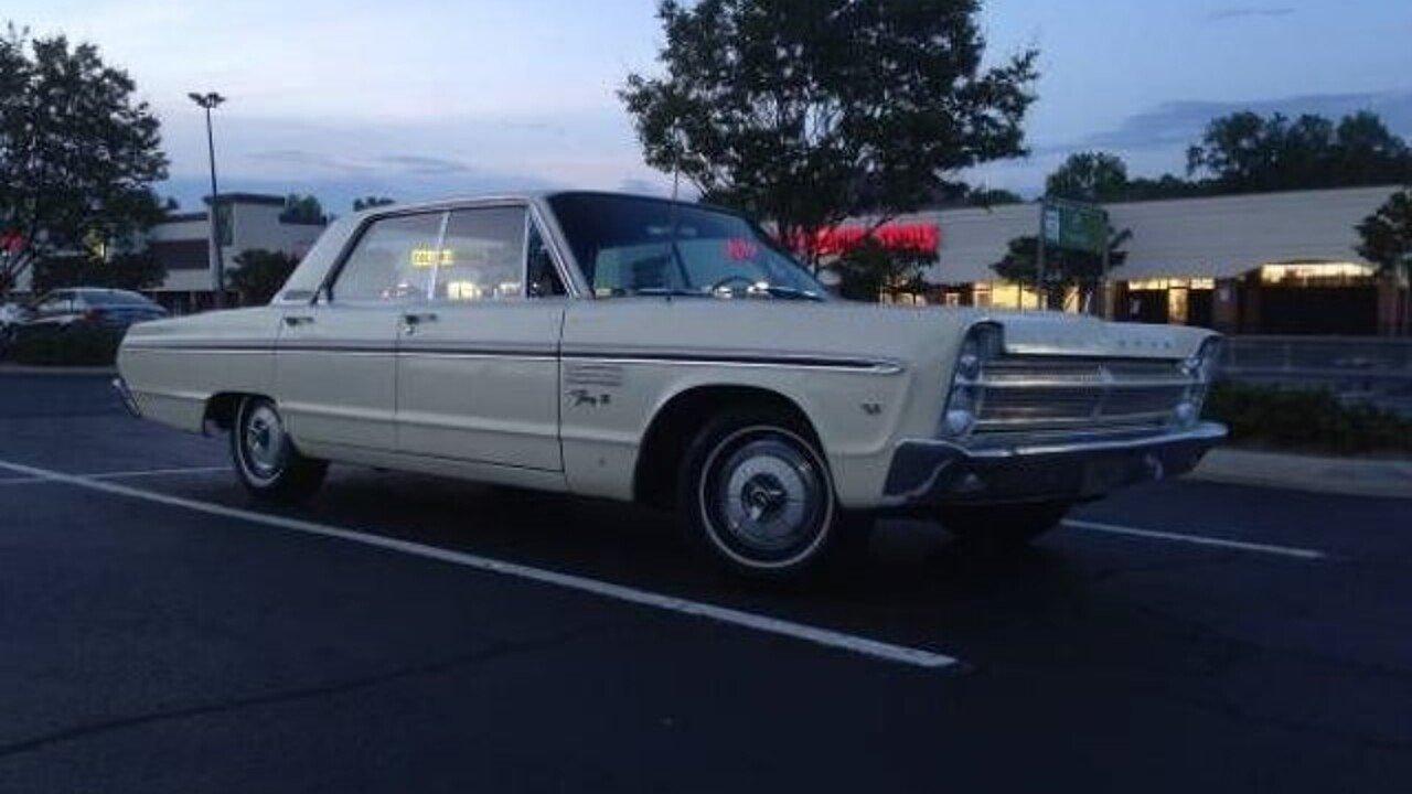 1965 Plymouth Fury for sale near Cadillac, Michigan 49601 - Classics ...