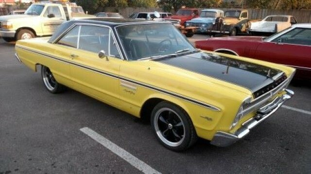 65 plymouth sport fury for sale
