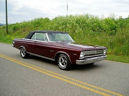 1965 Plymouth Satellite for sale 100810907