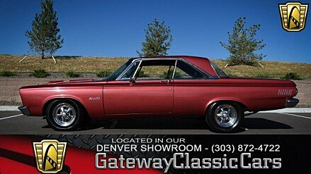 1965 Plymouth Satellite for sale 100909791