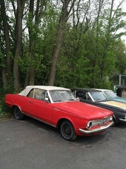 1965 Plymouth Valiant for sale 100805160