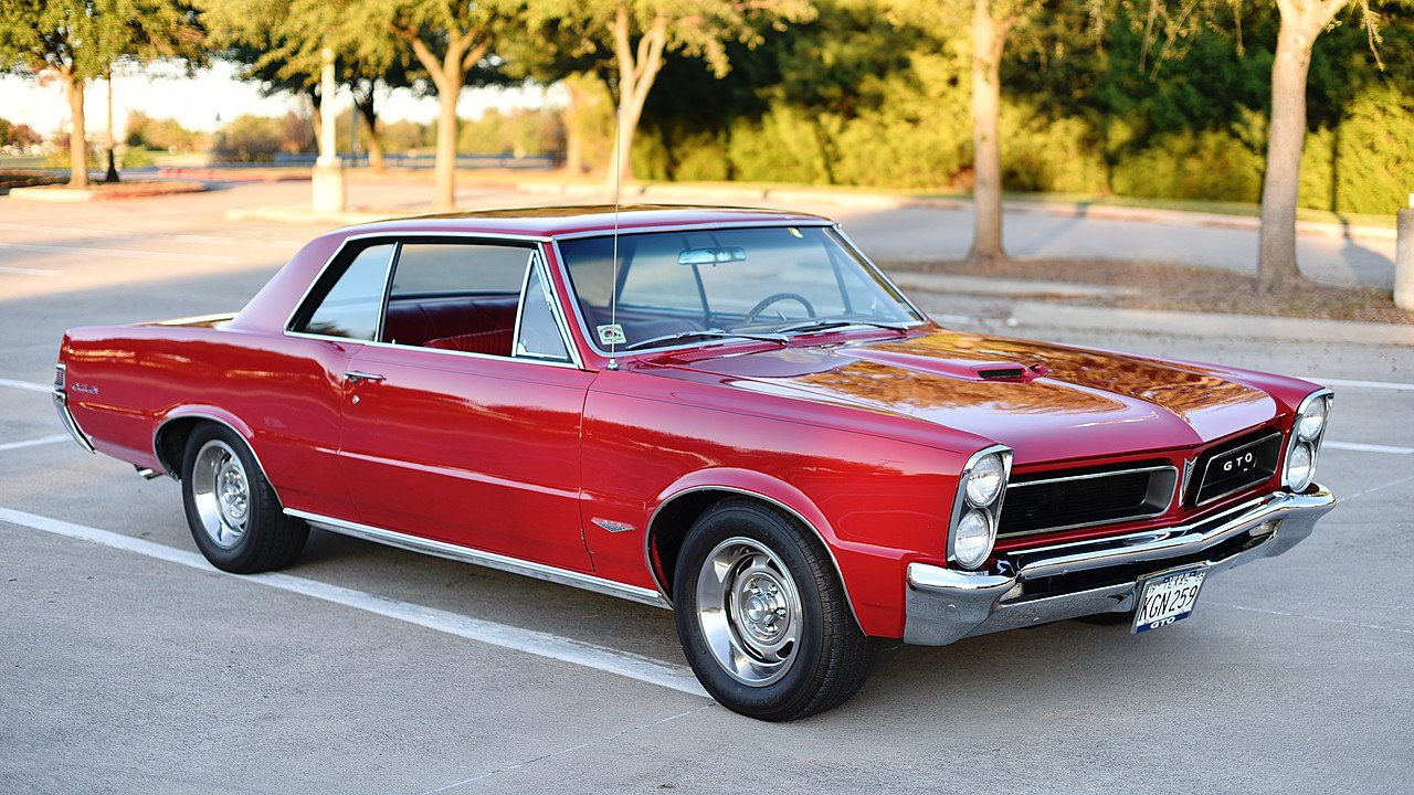 1965 pontiac gto for sale near plano texas 75075 classics on autotrader. Black Bedroom Furniture Sets. Home Design Ideas