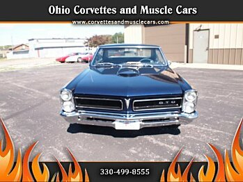 1965 Pontiac GTO for sale 100020709