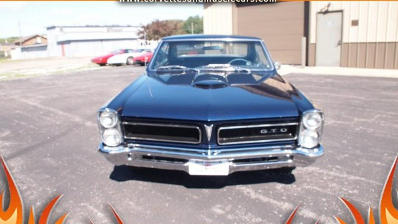 1965 Pontiac GTO for sale near North Canton, Ohio 44720 - Classics ...