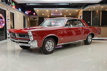 1965 Pontiac GTO for sale 100821205