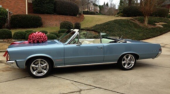 1965 Pontiac GTO for sale 100877354