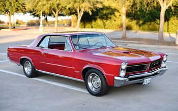 1965 Pontiac GTO for sale 100930763