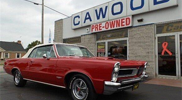 1965 Pontiac GTO for sale 100818171