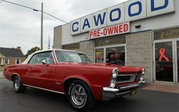 1965 Pontiac GTO for sale 100818171