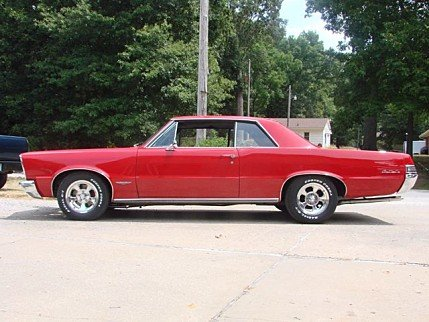 1965 Pontiac GTO for sale 100840165