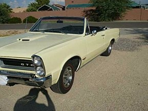 1965 Pontiac GTO for sale 100907416