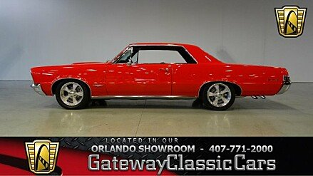 1965 Pontiac GTO for sale 100951690