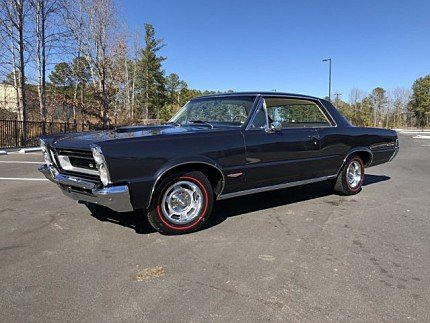 1965 Pontiac GTO for sale 100954502