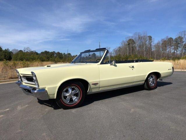 1965 Pontiac GTO For Sale 100954864