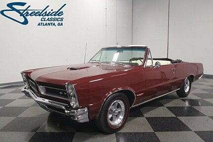 1965 Pontiac GTO for sale 100957487