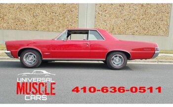 1965 Pontiac GTO for sale 100963080