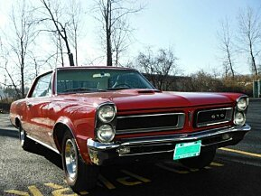 1965 Pontiac GTO for sale 101042425