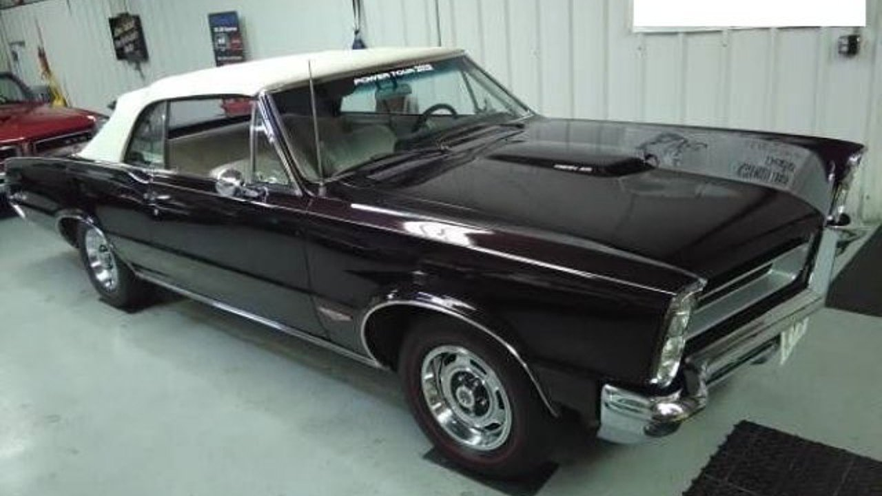 1965 Pontiac Le Mans for sale 100837545