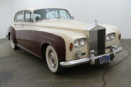 1965 Rolls-Royce Silver Cloud for sale 100742186