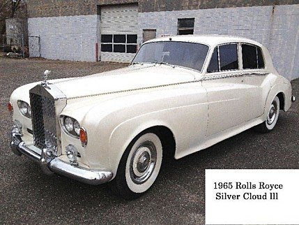 1965 Rolls-Royce Silver Cloud for sale 100780934