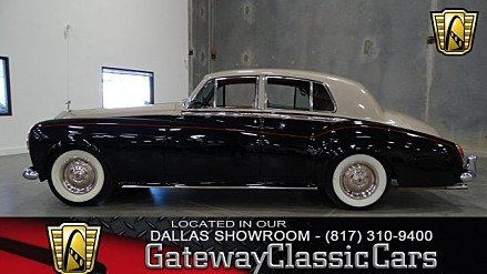 1965 Rolls-Royce Silver Cloud for sale 100844468