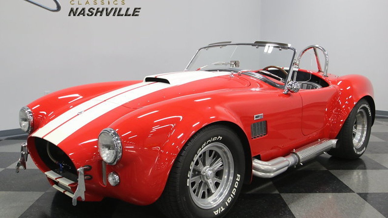 1965 shelby cobra replica for sale 100867208