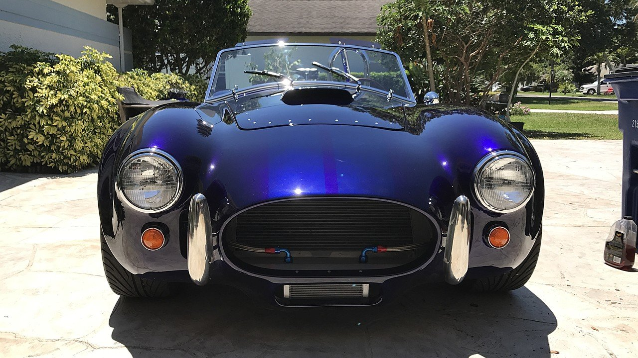 1965 Shelby Cobra-Replica for sale near Ft. Myers, Florida 33967 ...
