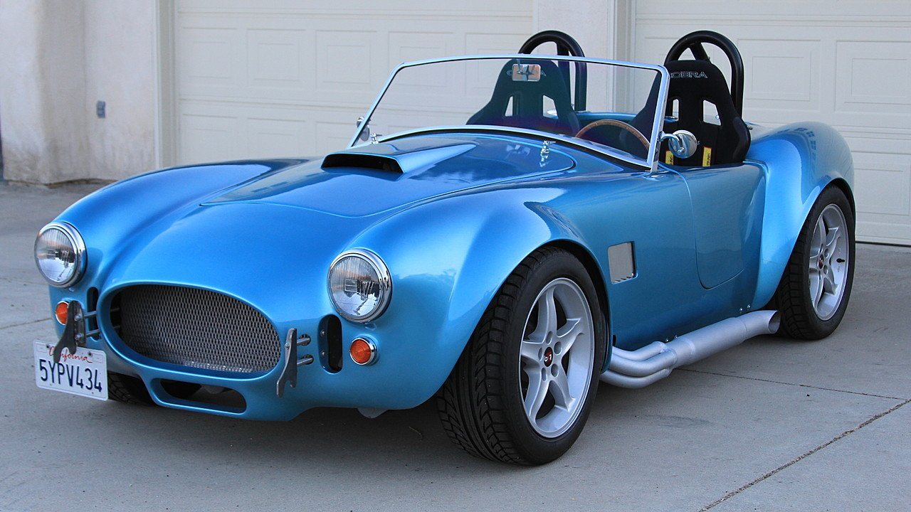 1965 Shelby Cobra-Replica for sale near Templeton, California ...