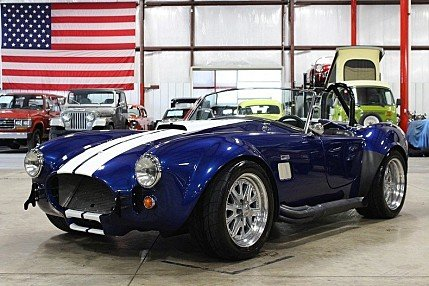 1965 Shelby Cobra-Replica for sale 100989999