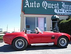1965 Shelby Cobra for sale 100741875