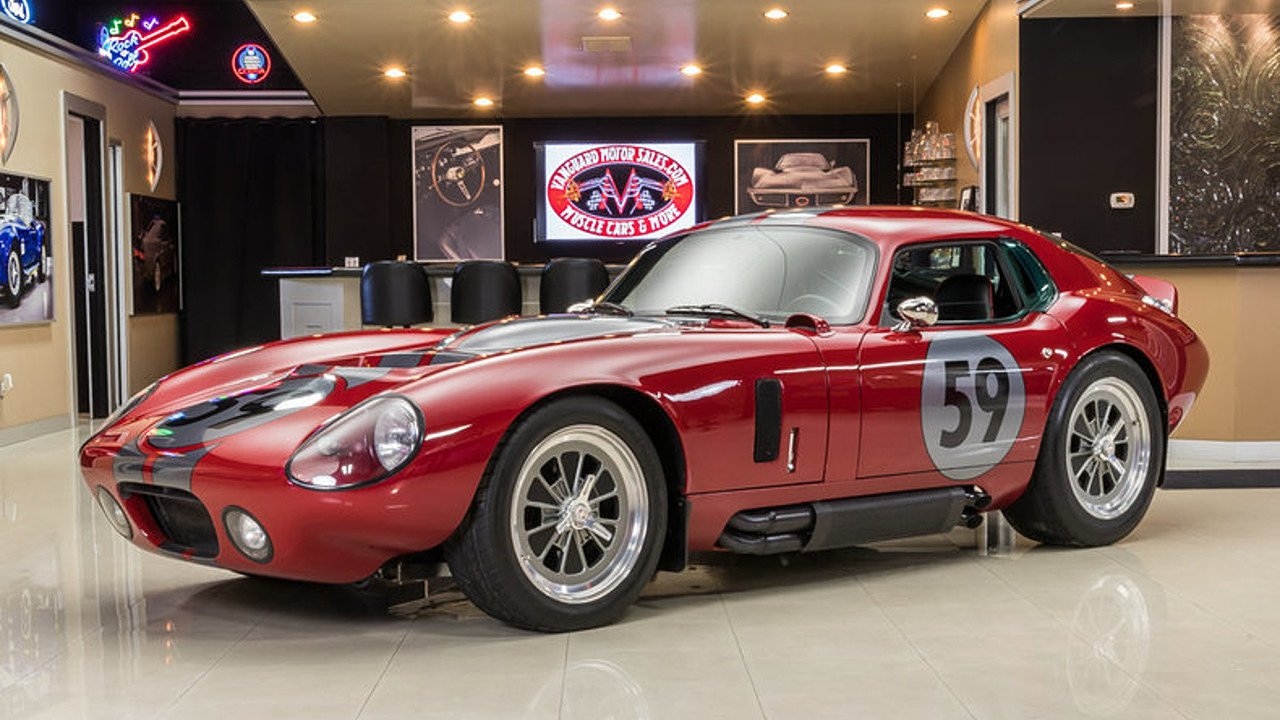 1965 Shelby Daytona for sale near Plymouth, Michigan 48170 ...