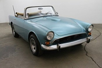 1965 Sunbeam Alpine for sale 100742182