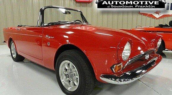 1965 Sunbeam Tiger for sale 100851631