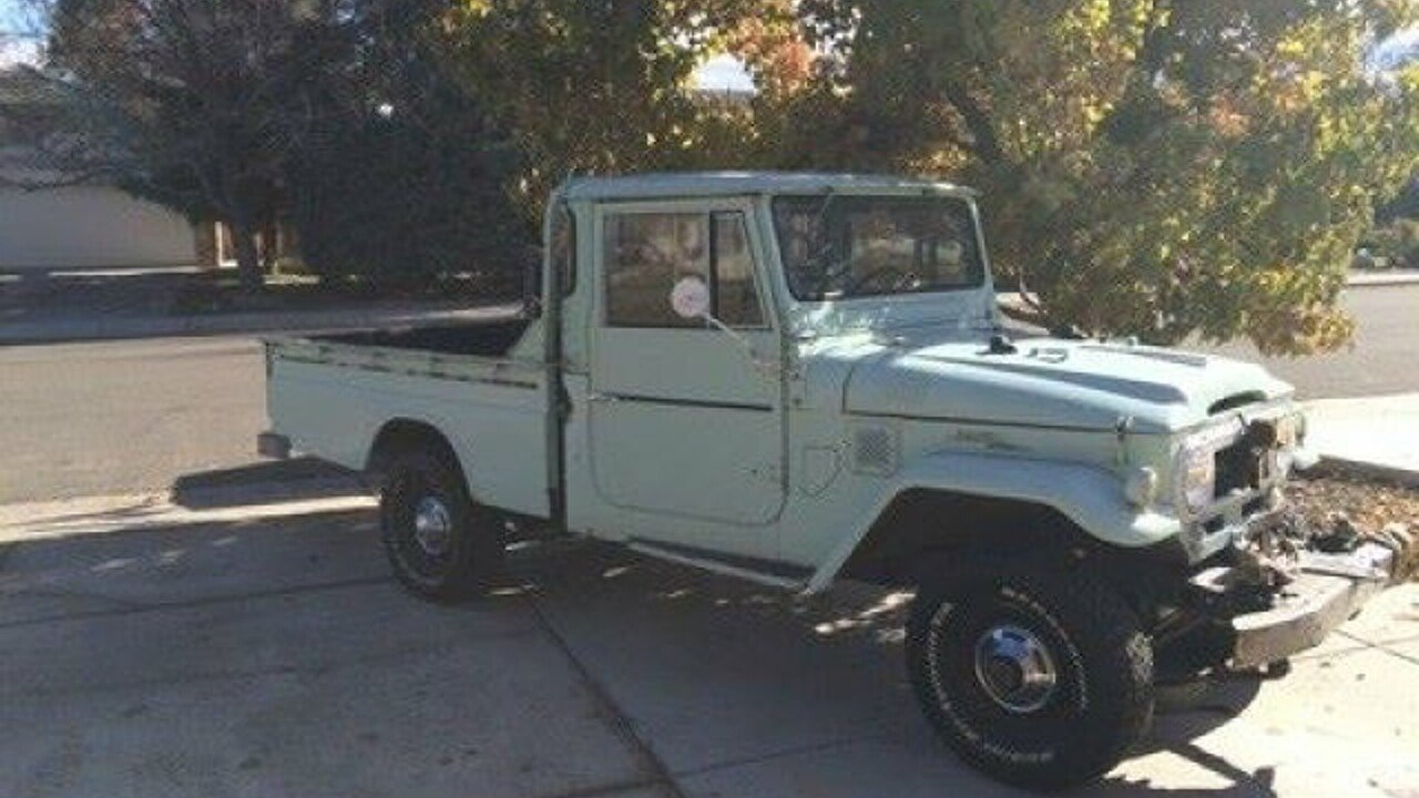 1965 Toyota Land Cruiser for sale 100961998