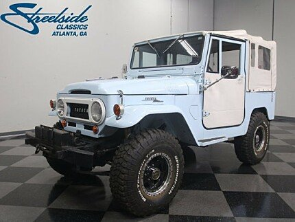 1965 Toyota Land Cruiser for sale 100945784