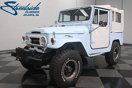 1965 Toyota Land Cruiser for sale 100957238