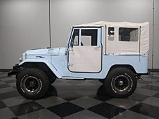 1965 Toyota Land Cruiser for sale 100975646