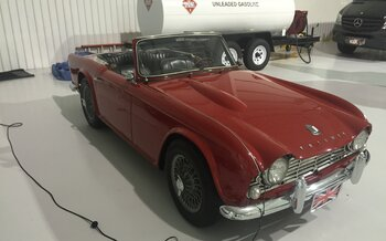 1965 Triumph TR4 for sale 100822066