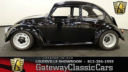 1965 Volkswagen Beetle for sale 101001062