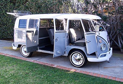 volkswagen vans classic cars for sale classics on autotrader. Black Bedroom Furniture Sets. Home Design Ideas