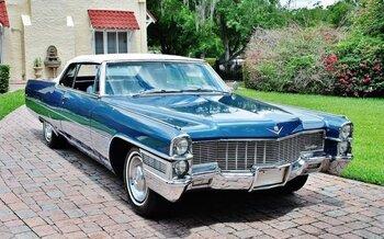 Cadillac de ville classics for sale classics on autotrader 1965 cadillac de ville publicscrutiny Image collections