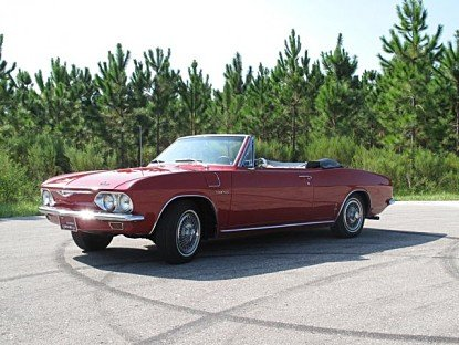 1965 chevrolet Corvair for sale 101031773