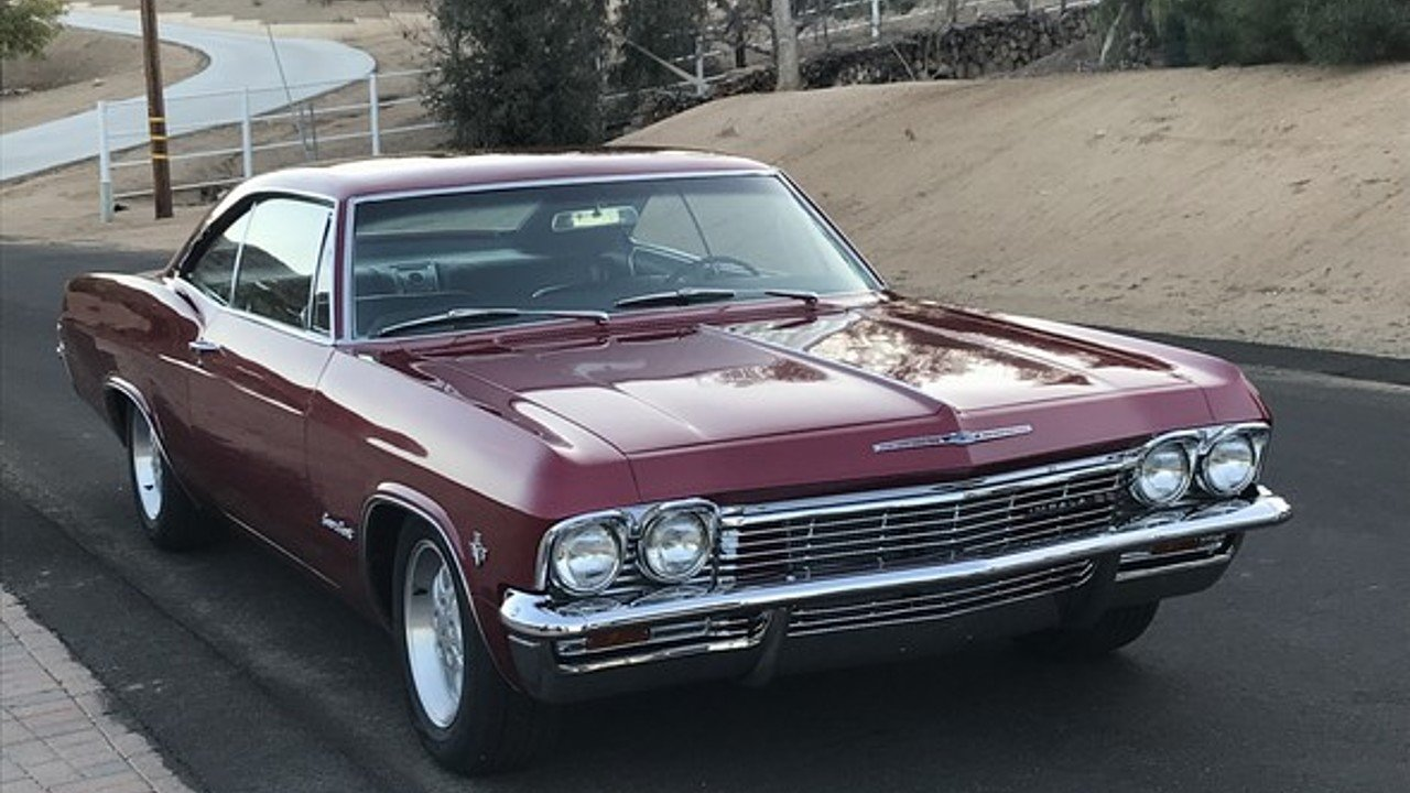 1965 chevrolet Impala for sale 100983462