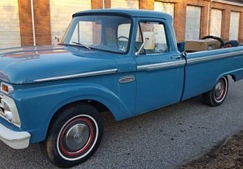 1965 ford F100 for sale 100904687